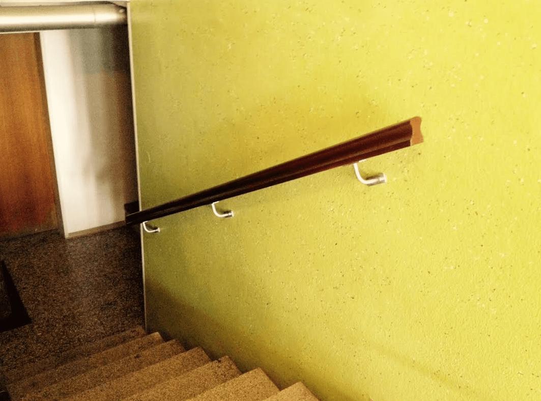 stopniščna ograja blok