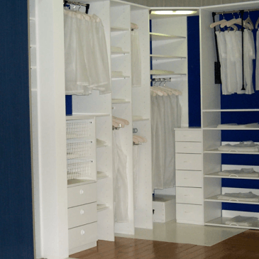 Oprema garderobne sobe