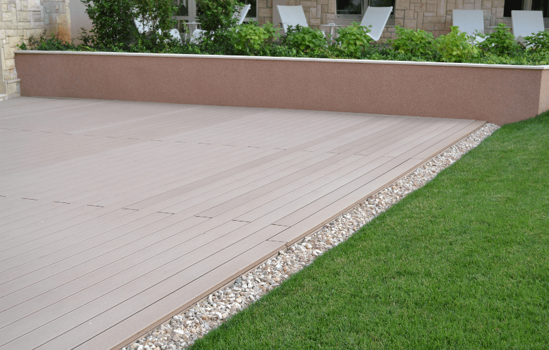 izdelava lesene terase