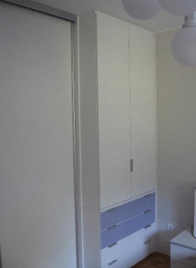 klasična vgradna omara