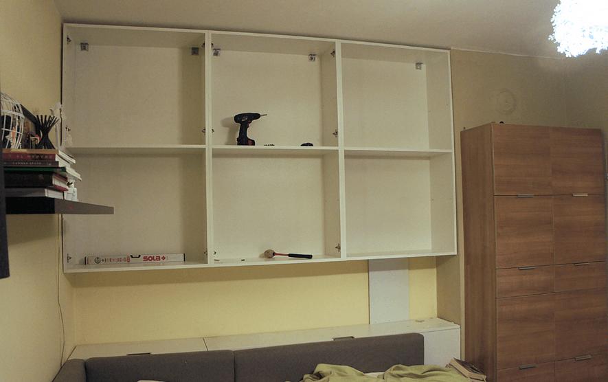 omare za dnevno sobo