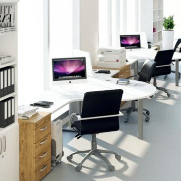 5 najpomembnejših lastnosti, ki jih je potrebno upoštevati pri opremljanju pisarne