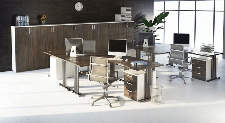 pisarniške komode