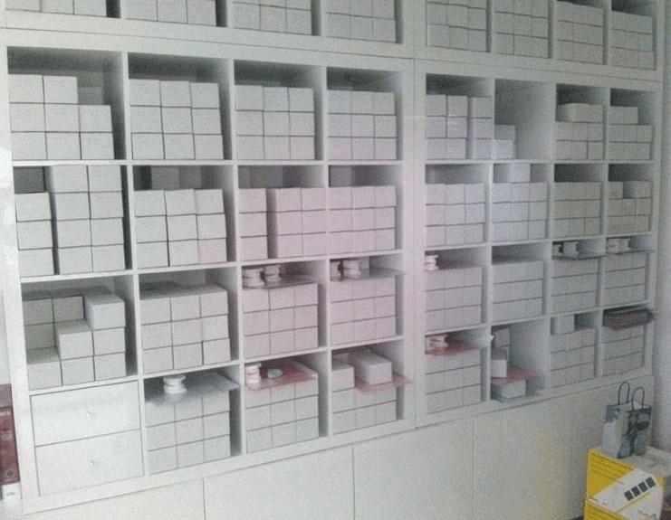 pregradne pisarniške omare