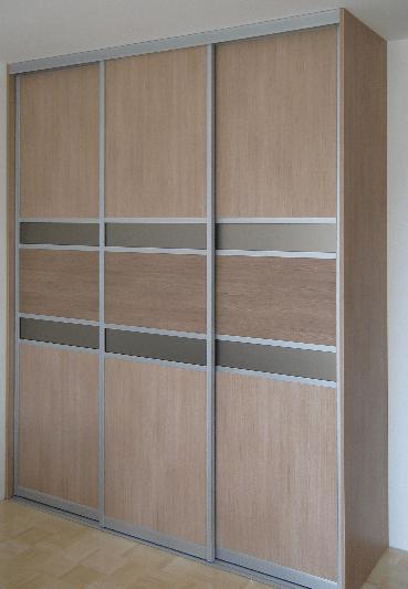 vgradna omata z eno omarno stranico