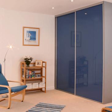 3 možnosti za drsna vrata v spalnici