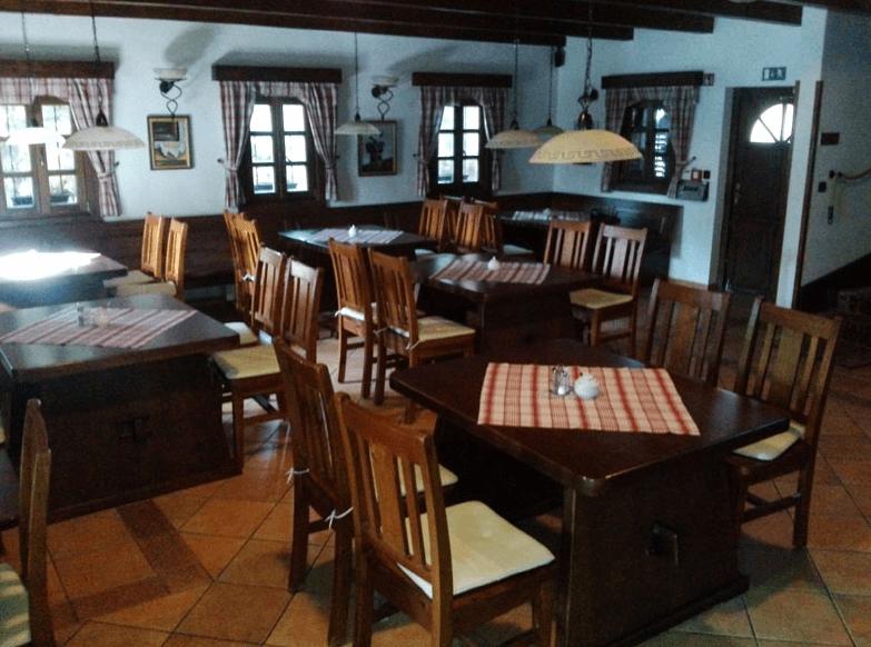 hotelska oprema restavracija