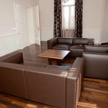 Primeri opremljanja različnih prostorov v hotelu