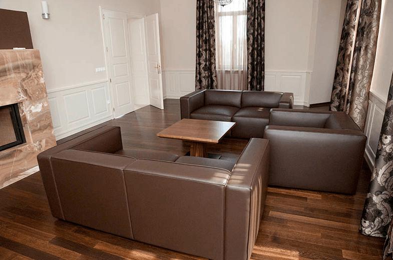 hotelska oprema - soba za druženje