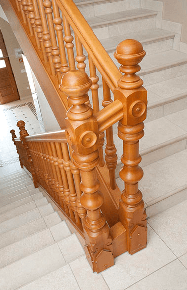 hotelska oprema - stopniščna ograja