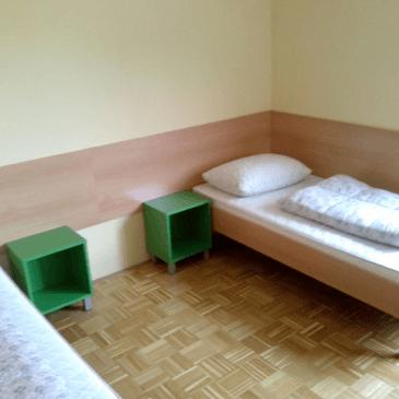 Notranja oprema dijaških in študentskih domov
