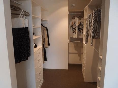 izris garderobne sobe