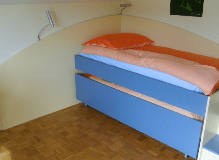 izvlečna postelja
