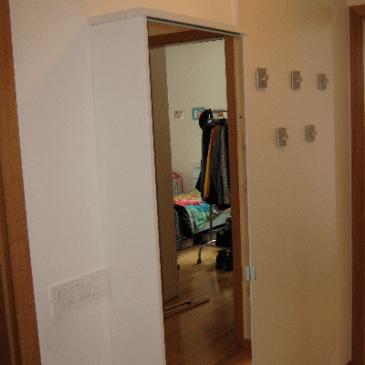 O različnih možnostih garderobnih omar za predsobe