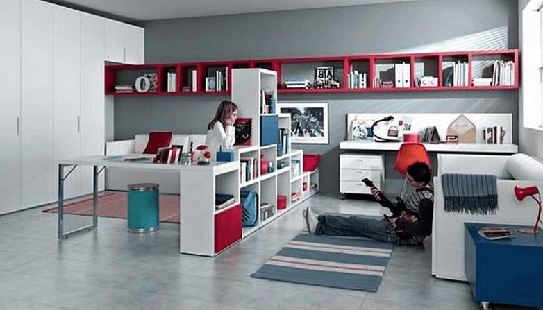 mladinske sobe za dva