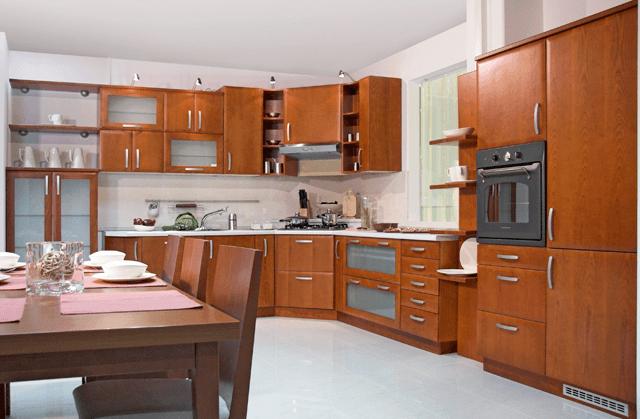 klasične jedilnice in kuhinje