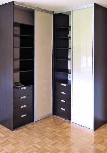 kotne omare za spalnico
