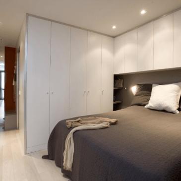 4 predlogi za opremljanje majhne spalnice