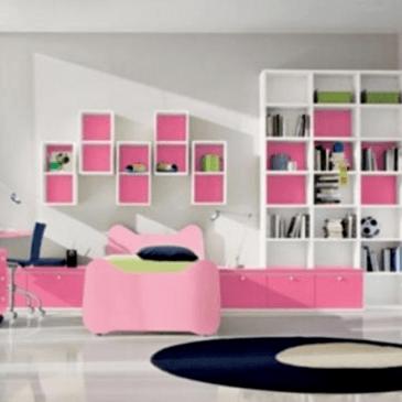 Nasveti pri opremljanju otroške sobe za punčke