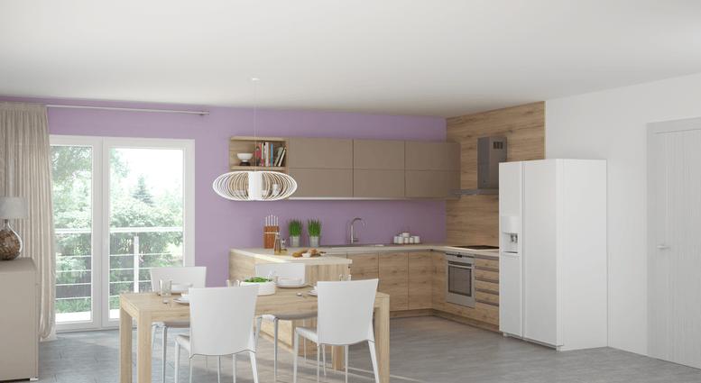 postavitev kuhinje v obliki črke U