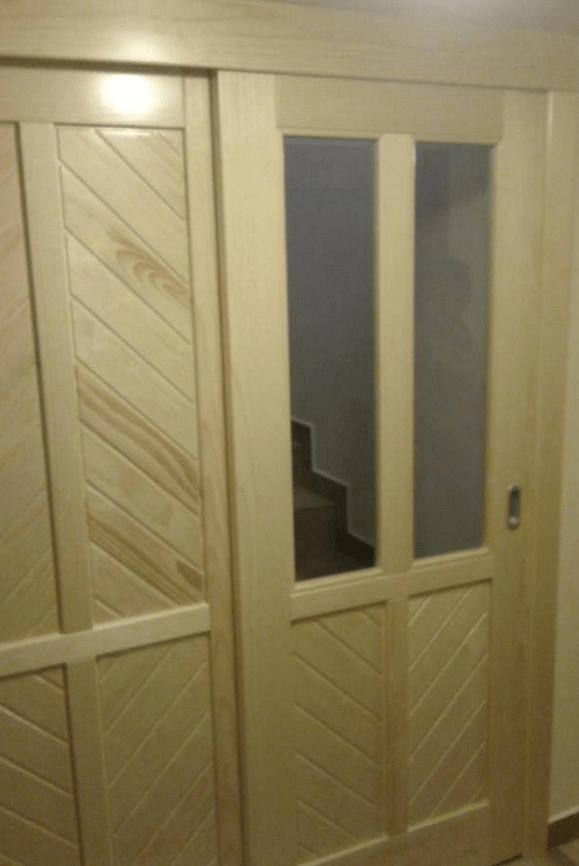 drsna vrata iz masive
