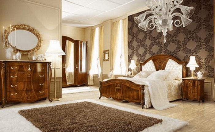 klasična spalnica