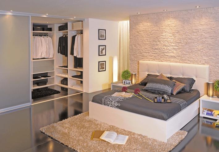 primer moderne spalnice