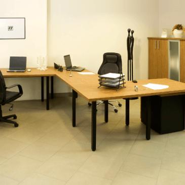 4 najbolj klasični primeri opremljanja pisarn in poslovnih prostorov
