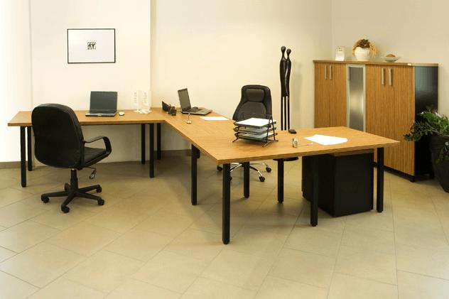 sestavljivo pisarniško pohištvo