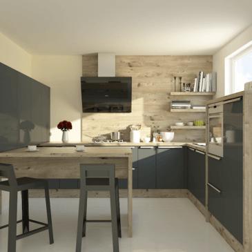 Kako opremiti kuhinjo – kratki nasveti