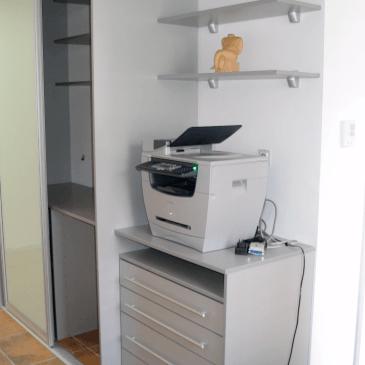 Omare za pisarno – 6 primerov izdelave po meri