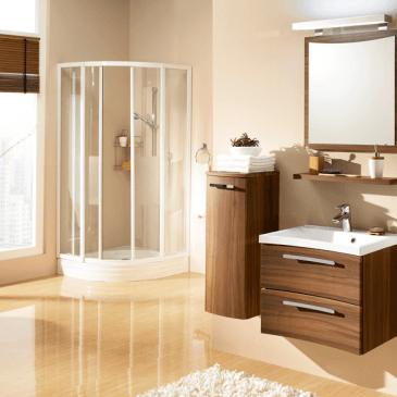 Moderno pohištvo za kopalnico po meri