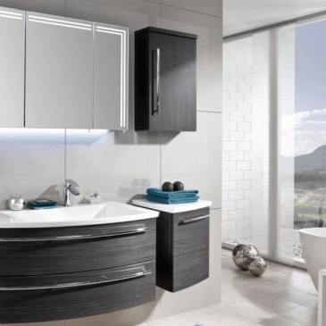 Različne možnosti kopalniških omar