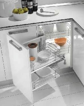 Oprema kuhinje – predstavitev posameznih kuhinjskih elementov za moderno kuhinjo