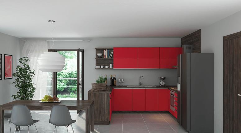 prostorna u kuhinja