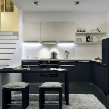 3 sodobne kuhinje, ki se jim ne boste mogli upreti