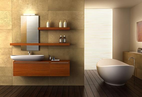 ultra moderna kopalnica
