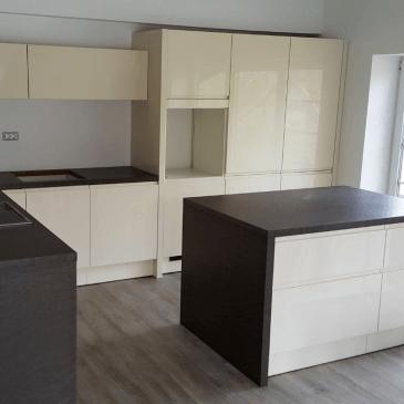 Trije nedavni primeri opremljanja novih kuhinj