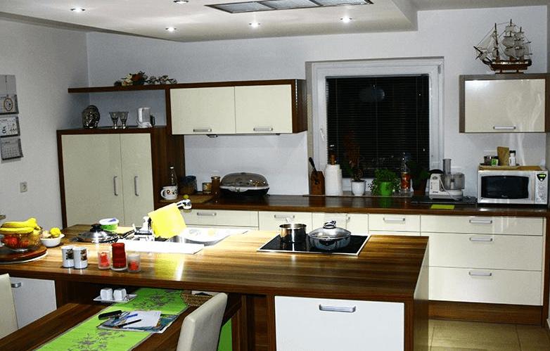 izdelava moderne kuhinje