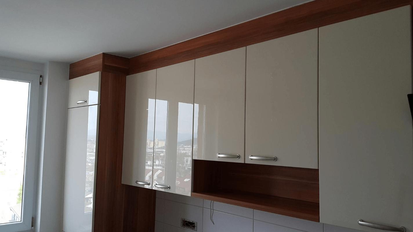 kuhinjski elementi do stropa