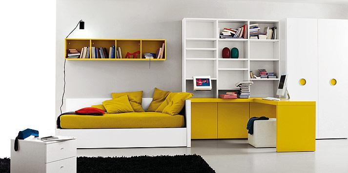 moderna mladinska soba