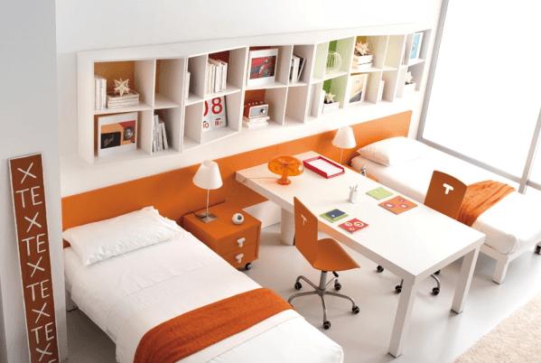 moderne mladinske sobe