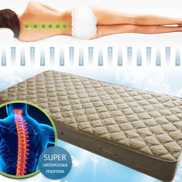 Katero ležišče je najboljše za hrbtenico?