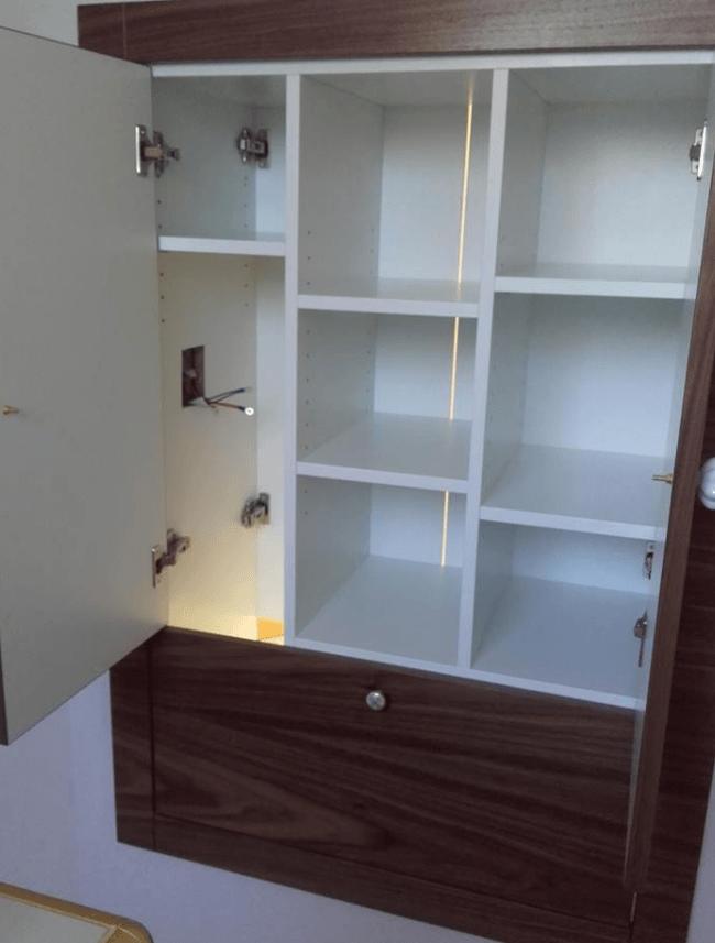 kopalniška omarica po naročilu