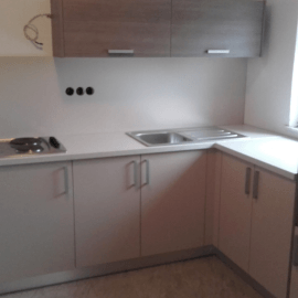 Prenova kuhinje v manjšem prostoru