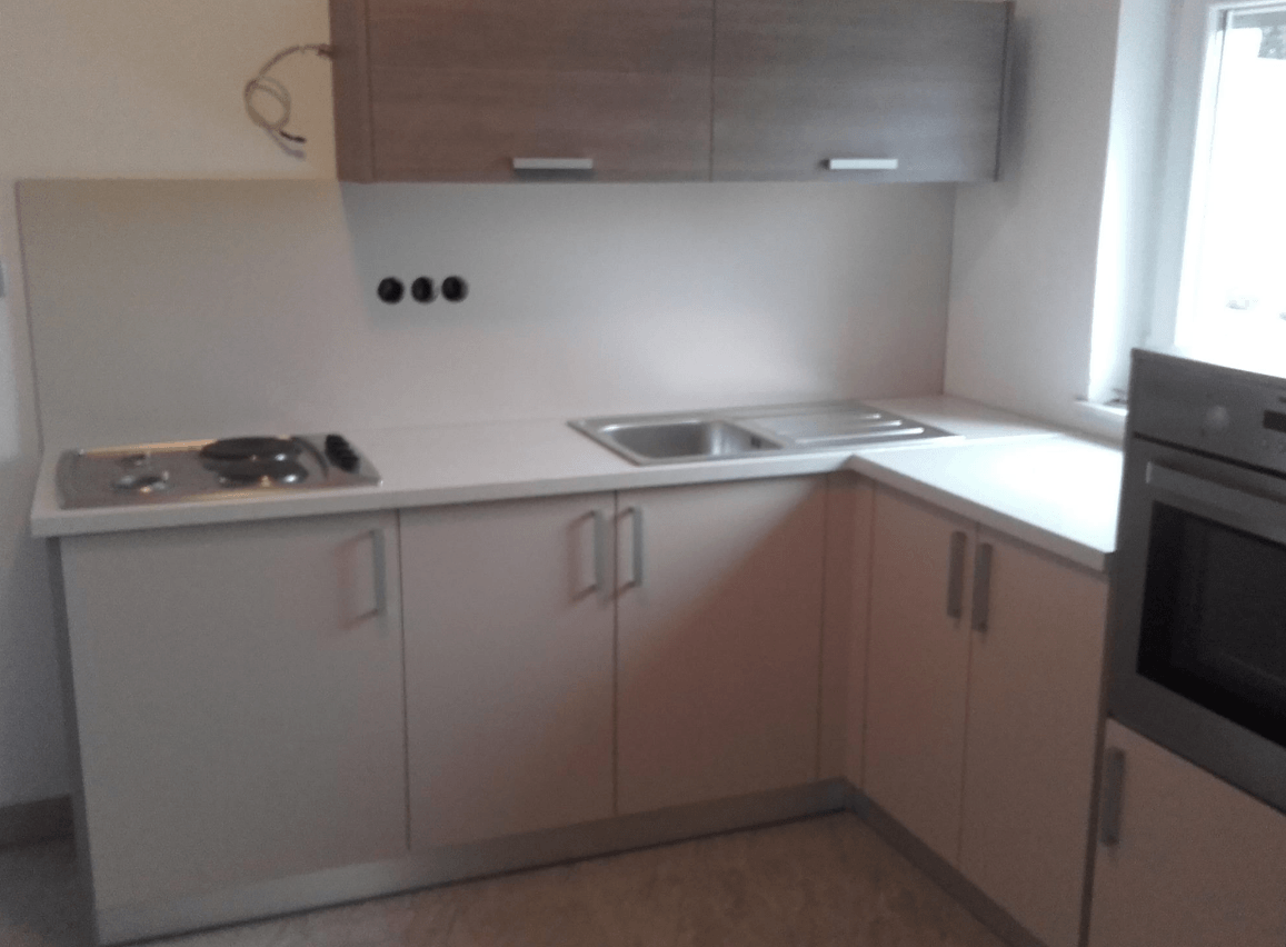 opremljenost kuhinjeskega kota