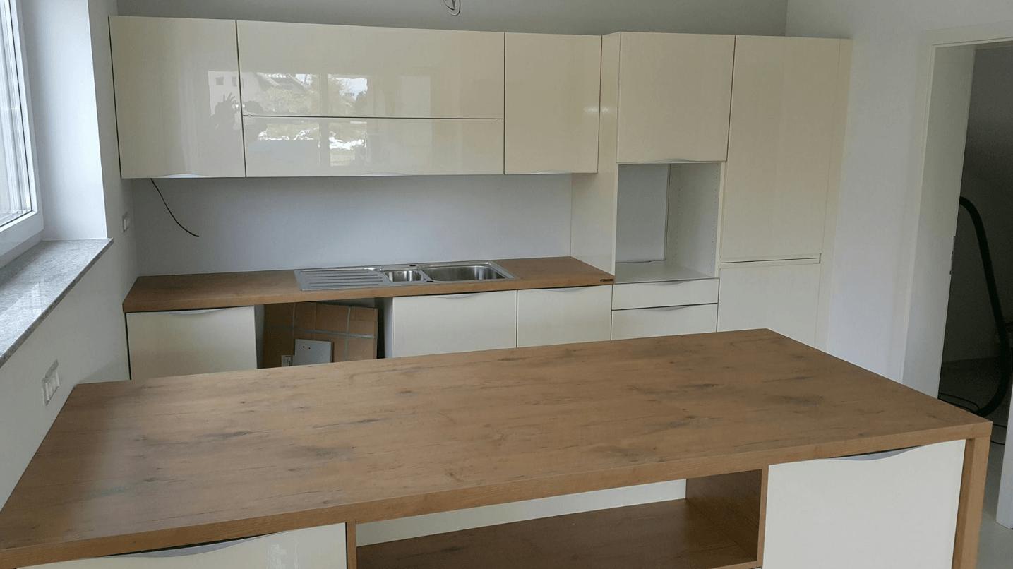 kuhinje brez aparatov