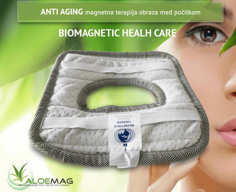magnetna terapija obraza