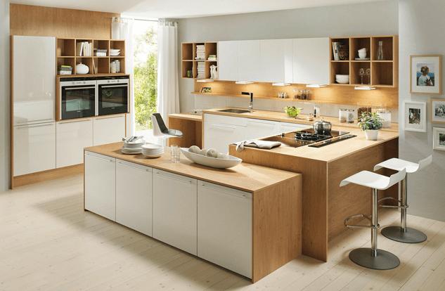 notranje opremljanje kuhinje