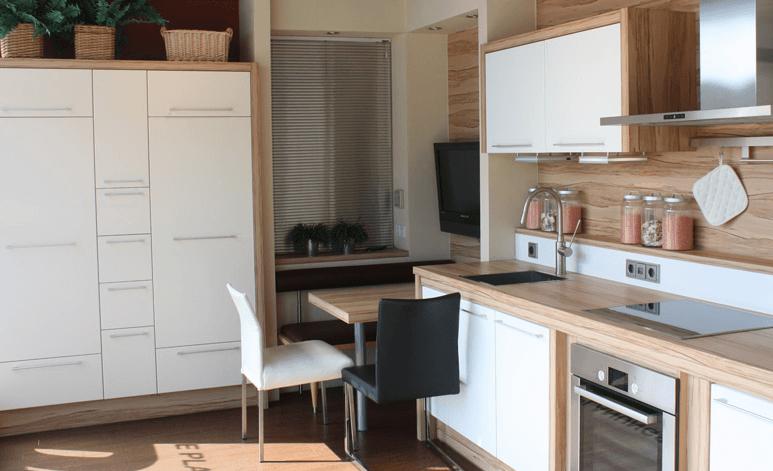 notranji dizajn kuhinje